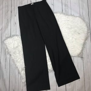 Agnona 100% Wool Wide Leg Pants